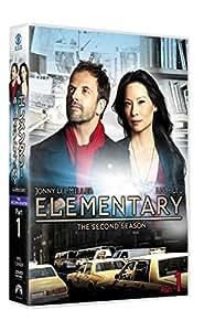 エレメンタリー ホームズ&ワトソン in NY  シーズン2 DVD-BOX Part 1(6枚組)