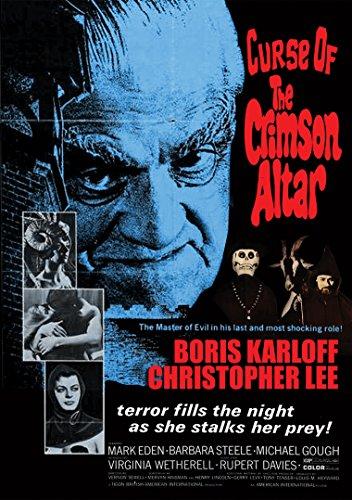 Curse of the Crimson Altar [DVD] [Import]