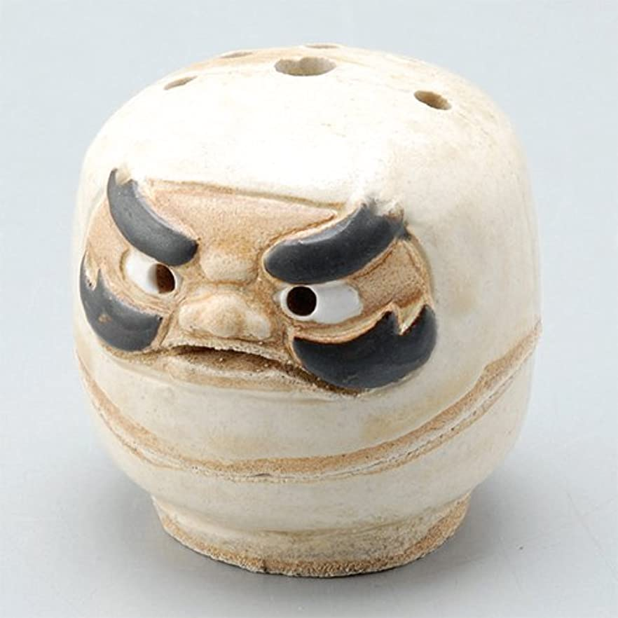 発送中世の手当香炉 飾り香炉(達磨) [H5.6cm] HANDMADE プレゼント ギフト 和食器 かわいい インテリア
