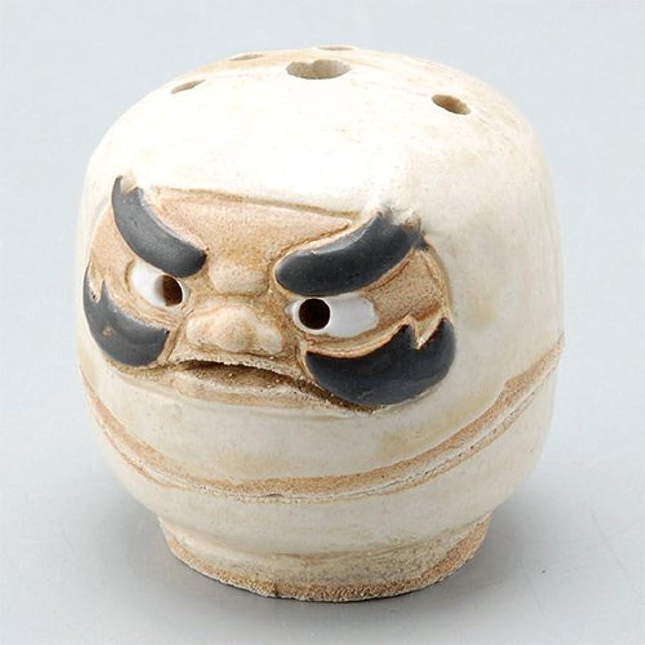 東方倫理素晴らしいです香炉 飾り香炉(達磨) [H5.6cm] HANDMADE プレゼント ギフト 和食器 かわいい インテリア