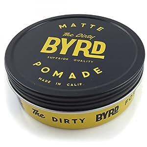 BYRD(バード)  マットポマード 70g