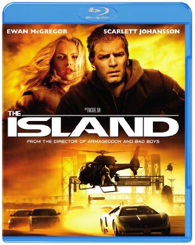アイランド (The Island) [Blu-ray]