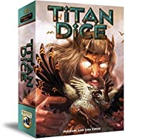 Board Games Eagle Games Titan Dice SW [並行輸入品]