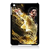 (For iPad Mini 4 Generation 4) Case Cover Phone Case Back Cover - HOT10013 Michael Jackson [並行輸入品]