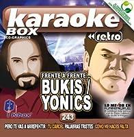 KBO-243 Frente A Frente Yonics,Bukis(Karaoke) by Los Bukis Los Yonic?s (2012-02-28)