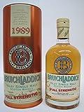 ブルイックラディ 13年 1989 フル・ストレングス 57.1度 700ml [並行輸入品] ■古酒