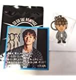 """THE RAMPAGE LIVE TOUR 2017-2018""""GO ON THE RAMPAGE"""" 川村壱馬 キャラクターキーホルダー(フォトカード付き)"""