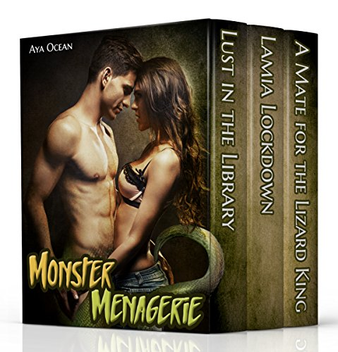 Monster Menagerie Bundle (English Edition)