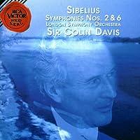 Sibelius: Symphonies Nos.2 & 6