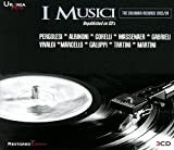 I MUSICI UNPUBLISHED ON CDS