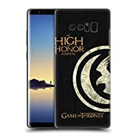 オフィシャルHBO Game Of Thrones Arryn ハウス・モットー ハードバックケース Samsung Galaxy Note8 / Note 8