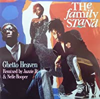 Ghetto Heaven: Remixed by Jazzie B. & Nelle Hooper [12 inch Analog]