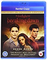 Twilight Saga: Breaking Dawn - Part 1 [Region B] [Blu-ray]【DVD】 [並行輸入品]