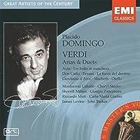 Verdi: Arias & Duets