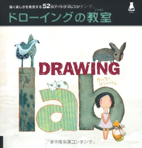 ドローイングの教室 -描く楽しさを発見する52のアートチャレンジ- (LAB series)の詳細を見る