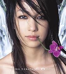 中島美嘉「接吻」のCDジャケット