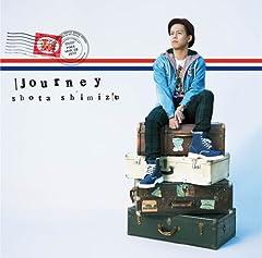 清水翔太「Journey」のジャケット画像