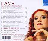 LAVA-OPERA ARIAS FROM 18T