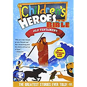 Children's Heroes of the Bible: Old Testament [DVD] [Import]
