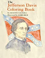Jefferson Davis Coloring Book