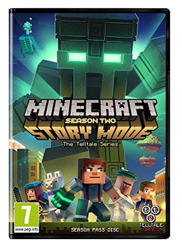 Minecraft: Story Mode - Season 2 Pass Disc (PC DVD) (輸入版)