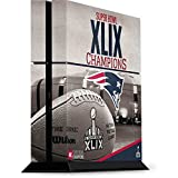 NFL新しいEngland Patriots ps4コンソールスキン???Patriots Super Bowl XLIX Champs