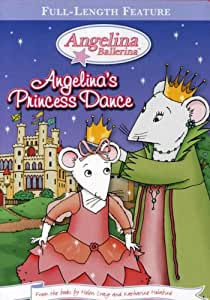 Angelina's Princess Dance [DVD] [Import]