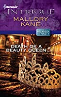 Death of a Beauty Queen (Harlequin Intrigue: The Delancey Dynasty)