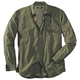 Sportsman Storm Cotton Shirt: Olive