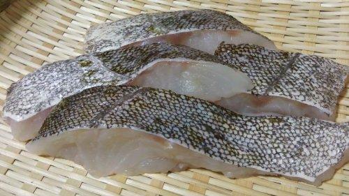 産直丸魚 種市産 生 真鱈 切り身 1パック4-5切入