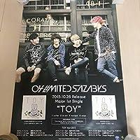 04 Limited Sazabys ポスター TOY