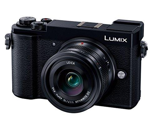 Panasonic ミラーレス一眼カメラ ルミックス GX7MK3 単焦点ライカDGレンズキット ブラック DC-GX7MK3L-K