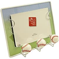 Sports Page Novelty - 4 x 6 Baseball Picture Frame by Russ Berrie [並行輸入品]
