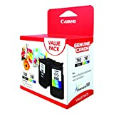 Canon BJ Cartridge PG-740, Black/CL-741 Coloured Value Pack