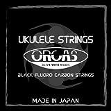 ORCAS オルカス OS-MED LG ソプラノ・コンサート用ウクレレ弦 ミディアム・ゲージ 〔np〕
