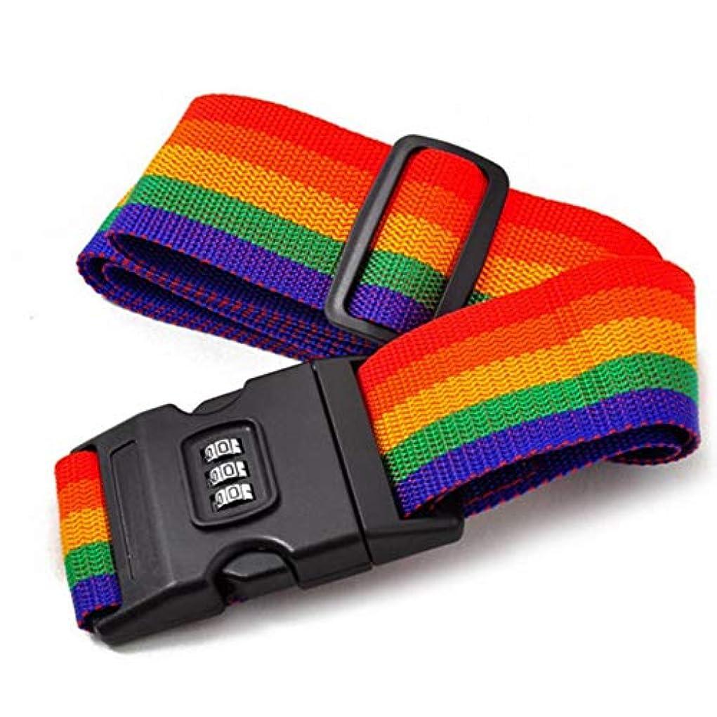 タッチミュウミュウ境界DeeploveUU 実用的なポータブルアウトドア旅行荷物ベルト梱包ストラップスーツケースネクタイセキュリティ安全ベルト