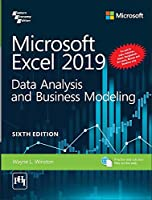 Microsoft Excel 2019: Data Analysis and Business Modeling