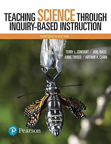 Download Teaching Science Through Inquiry-Based Instruction, with Enhanced Pearson eText -- Access Card Package (13th Edition) (What's New in Curriculum & Instruction) 0134515471