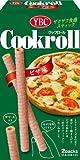 YBC クックロール ピザ味 1箱(10入)
