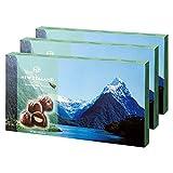 ニュージーランドお土産 ニュージーランドマカデミアナッツチョコレート 3箱セット