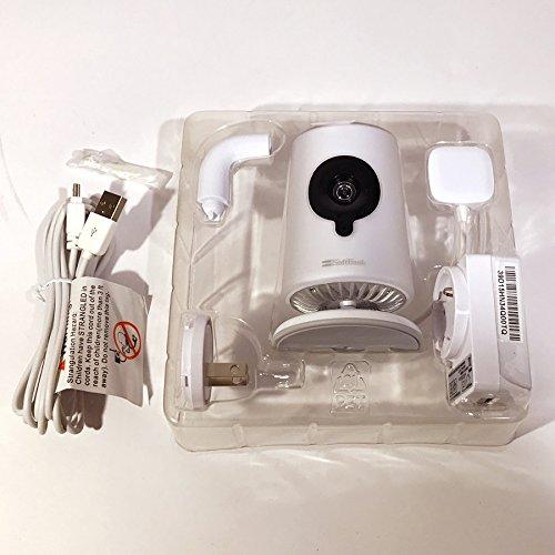 SoftBank SELECTION 【 オンラインショップ 限定モデル 】 多機能 ベビーモニター 【 スマホで映像確認 】 動作 ・ 音声センサー / マイク ・ スピーカー付