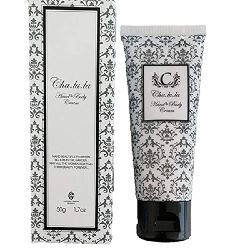 振り子文庫本応じるシャルラ H&Bクリーム ノーブルブロッサムの香り ハンド&ボディークリーム 50g