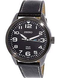 SEIKO セイコー SOLAR ソーラー 腕時計 メンズ SNE477P1 《逆輸入品》