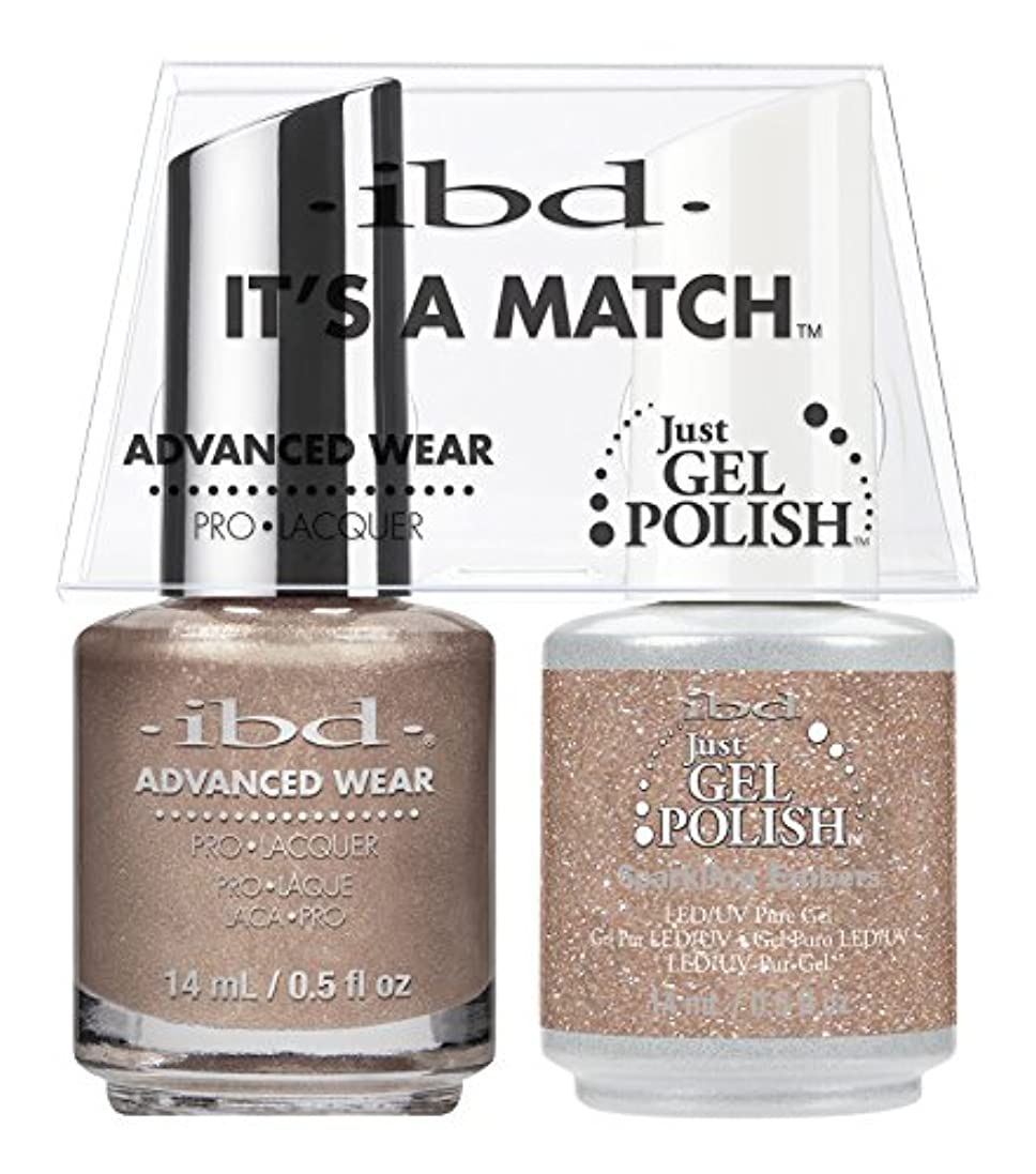 受信機エゴマニア天文学ibd - It's A Match -Duo Pack- Sparkling Embers - 14 mL / 0.5 oz Each