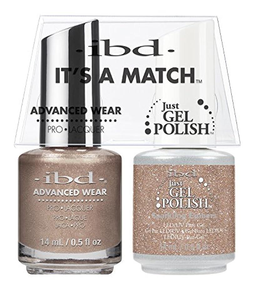 合金ストレス不愉快ibd - It's A Match -Duo Pack- Sparkling Embers - 14 mL / 0.5 oz Each