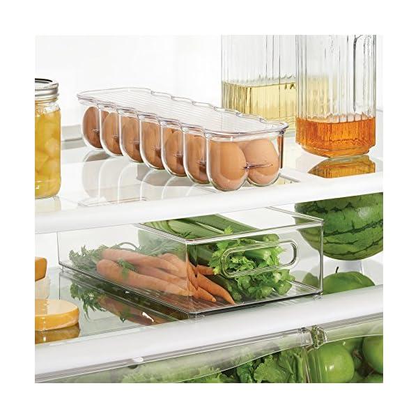 InterDesign 冷蔵庫用 卵入れ エッ...の紹介画像4