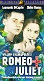 Romeo + Juliet [VHS] [Import]