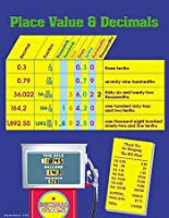 Place Value And Decimals by Carson Educational Products