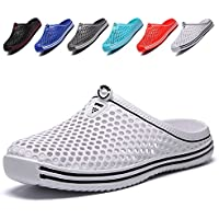 Garden Clogs Shoes Womens Mens Mesh Quick Drying Slippers Beach Sandals