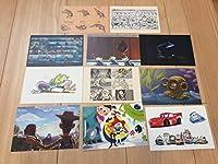 コレクション ディズニー 2013 d23 ポストカード11枚 セット
